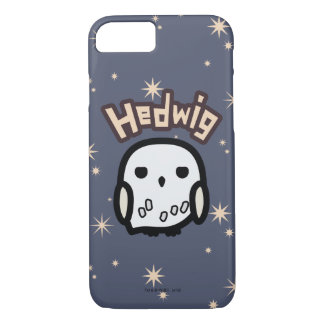 Hedwig Cartoon Character Art iPhone 8/7 Case