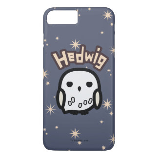 Hedwig Cartoon Character Art iPhone 8 Plus/7 Plus Case