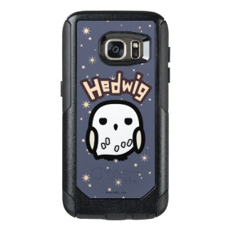 Hedwig Cartoon Character Art OtterBox Samsung Galaxy S7 Case