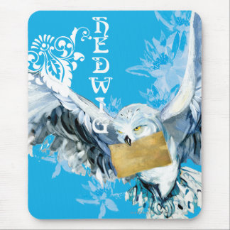 Hedwig Mouse Mat