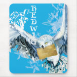 Hedwig Mouse Pad