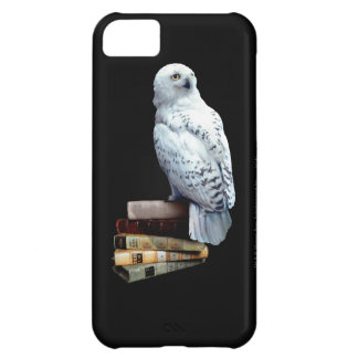 Hedwig on books iPhone 5C case