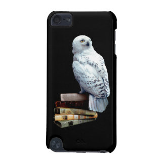 Hedwig on books iPod touch 5G cover