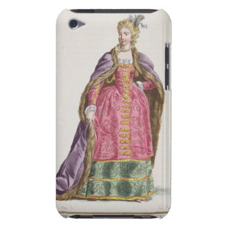 Hedwige, Marquise d'Arquien (1373-99) Queen of Pol iPod Touch Case-Mate Case