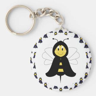 HeeBee Bumble Bee Keychain