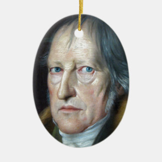 hegel christmas ornament