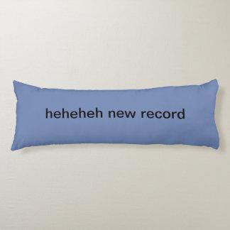 hehehe body cushion