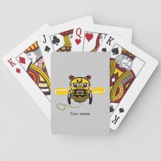 Hei Tiki Bee Toy Kiwiana Playing Cards