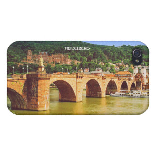 HEIDELBERG, GERMANY CASE FOR THE iPhone 4