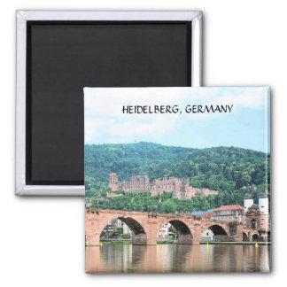 HEIDELBERG GERMANY FRIDGE MAGNETS
