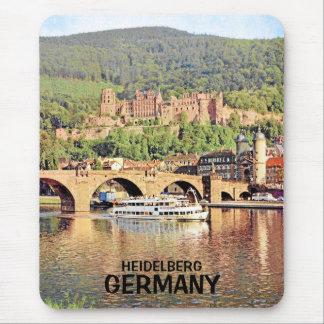 HEIDELBERG, GERMANY MOUSE MAT