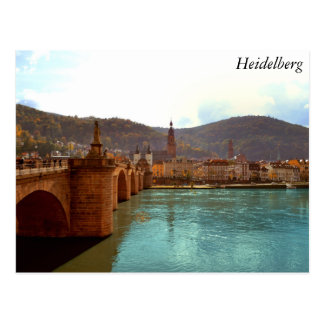 Heidelberg, Germany Postcard
