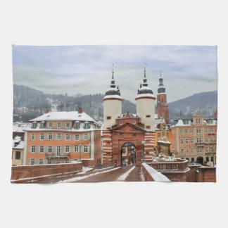 Heidelberg, Germany Tea Towel
