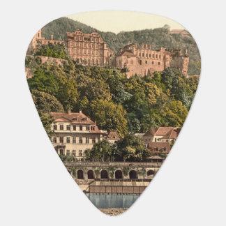 Heidelberg II, Baden-Württemberg, Germany Plectrum