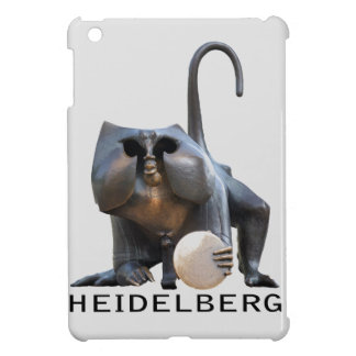 Heidelberger Bridge Monkey iPad Mini Cases