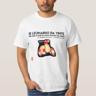 Heifer - Leonardo of the Twenty… T-Shirt