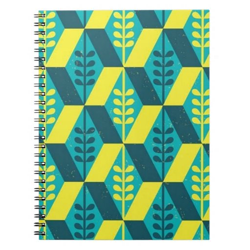 height spiral note book