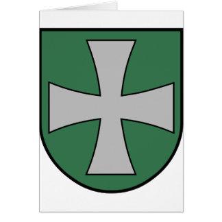 Heiligenkreuz, Austria Greeting Card