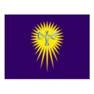 Heiliger Geist holy spirit Postkarte