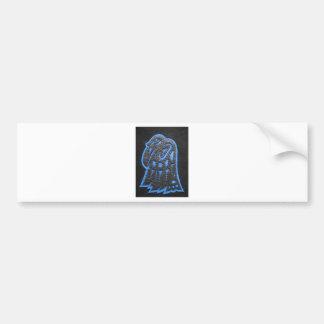 Heiltsuk Raven Bumper Sticker