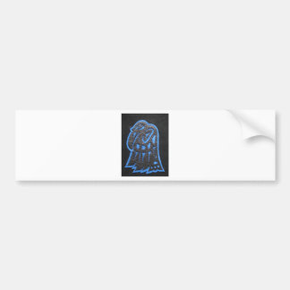Heiltsuk Raven Bumper Stickers
