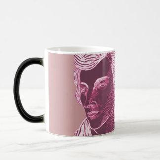 Heinrich Heine Morphing Mug