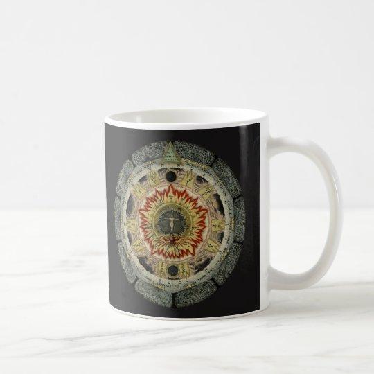 Heinrich Khunrath Cosmic Rose Mug