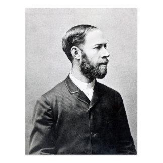 Heinrich Rudolph Hertz Postcard