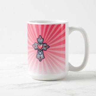 Heirloom Cross Mug