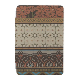Heirloom Textile with Decorative Patterns iPad Mini Cover