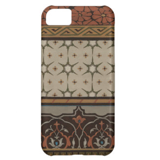 Heirloom Textile with Decorative Patterns iPhone 5C Case