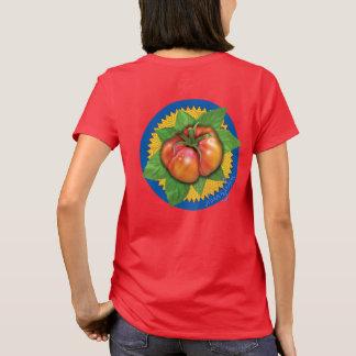 Heirloom Tomato Art, by Urban Gardens T-Shirt