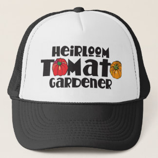 Heirloom Tomato Gardener Trucker Hat