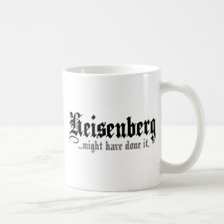 Heisenberg... Coffee Mug