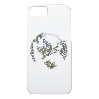 Hekela's Crafts Butterfly iPhone 8/7 Case