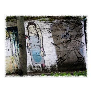 Helaine s Japanese Graffiti Post Cards