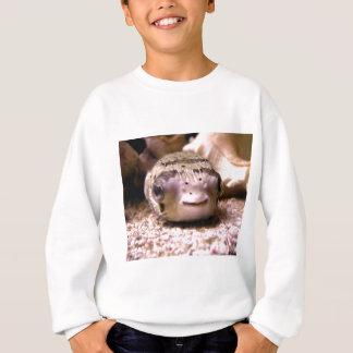 Helaine's Blowfish Pufferfish Sweatshirt