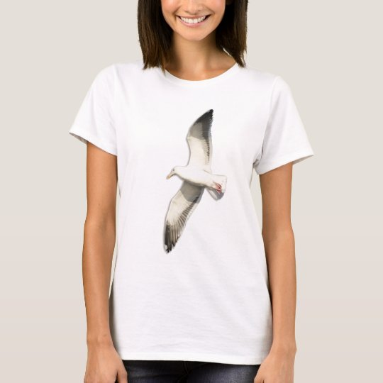 Helaine's Soaring Seagull T-Shirt