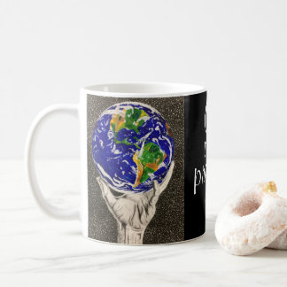 Held Earth mug