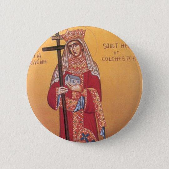 helen 6 cm round badge