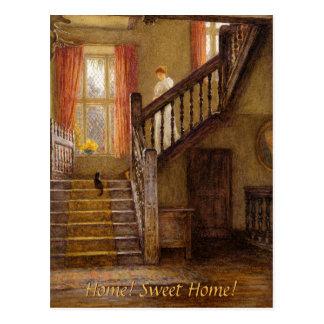 Helen Allingham The Staircase CC0467 Postcard Postcards
