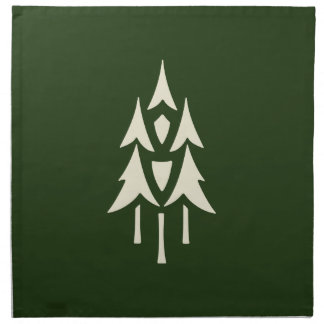 Helen Foster Spirit of the Woods-Any Color! Napkin