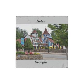 Helen Georgia Stone Magnet