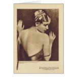 Helen Twelvetrees 1931 vintage portrait card