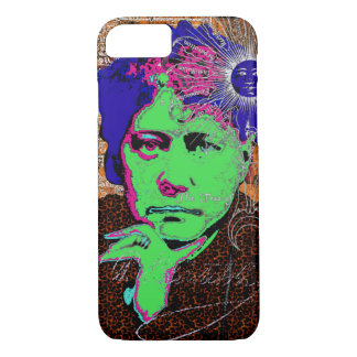 Helena Blavatsky Theosophy Occult Esoteric New Age iPhone 8/7 Case