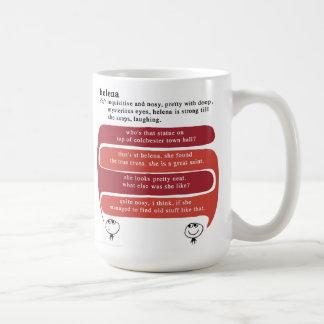 helena coffee mug