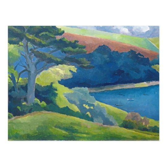 Helford Passage Cornwall Postcard