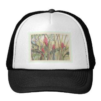 Heliconia Bush Cap