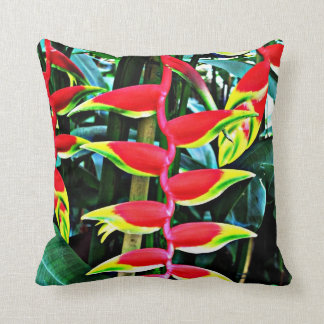 Heliconia Cushion