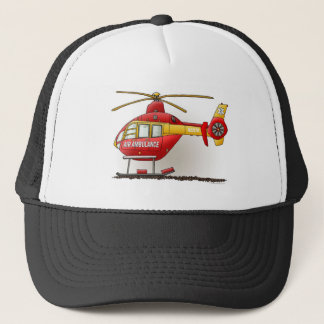 Helicopter Ambulance Hat